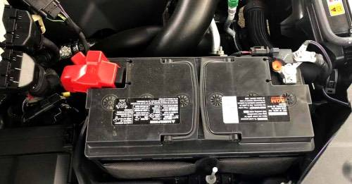 About The Car battery